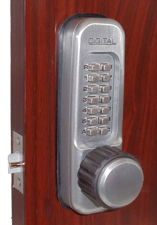 Lockey 1600 Heavy Duty Knob Handle Latchbolt Lock Lockey