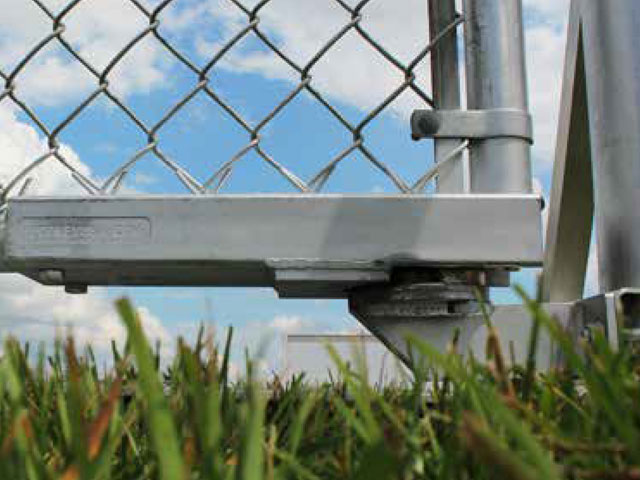 Lockey Linx Mounting Kits for Chain Link Fences & Gates
