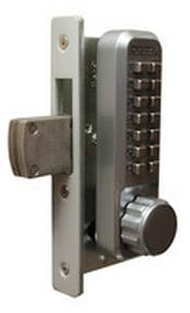 Lockey 2900dc Double Sided Mortised Knob Deadbolt Keypad