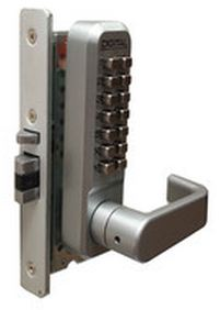 2985DC Keyless Adams Rite Latchbolt Lock