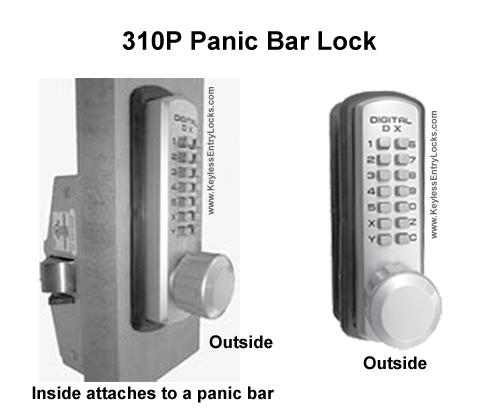 Amazon.com: Master Lock 265DCCSEN Dual-Function Security Bar: Home