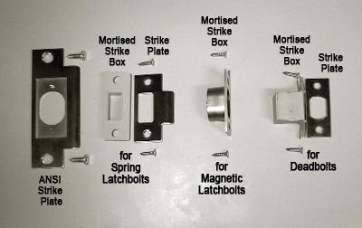 Lock Strike Plates Door Strike Plates Door Lock