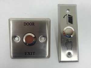 PT125 Push-to-Exit Buttons