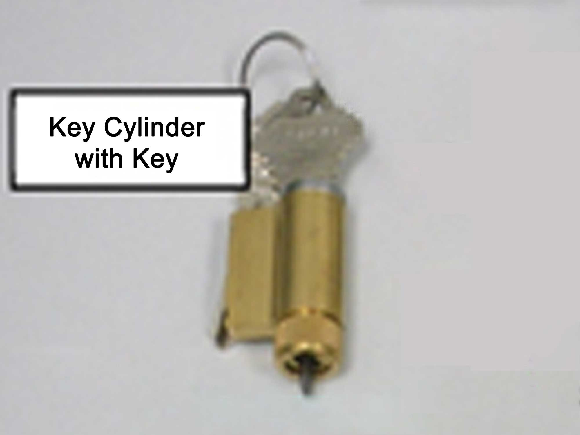 Eternity Replacement Key Cylinder (for E5-RF)
