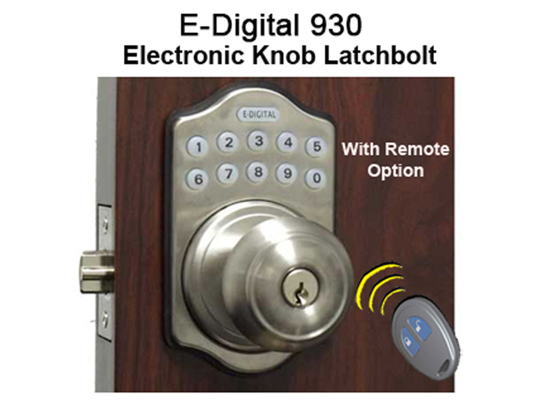 Lockey Remote Key Fob (for E910,E915,E930,E985,E995)