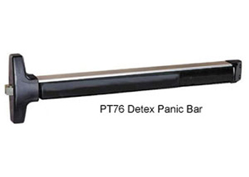 Lockey Detex Panic Bar - Grade-1