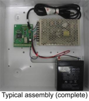 Eternity Door Controller System - 2nd Circuit Board