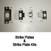 PT14 Lockey Strike Plate Kit