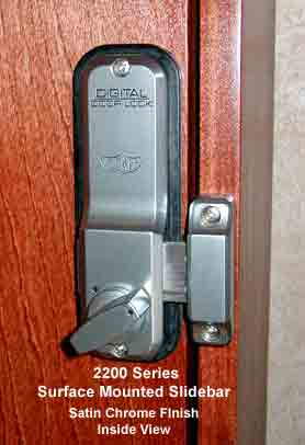 Lockey 2200 Surface Mount Lock Lockey 2200 Surface Mount