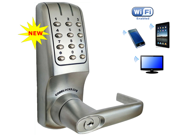LockState LS-7i WiFi-Enabled RemoteLock