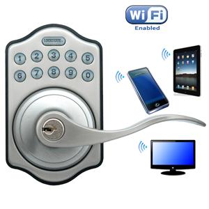 LockState RemoteLock | WiFi Door Lock | Keypad Door Handle