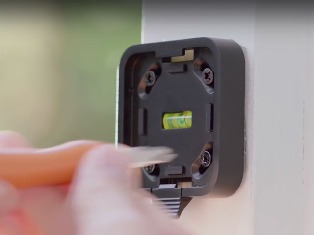 Home Security Camera Reviews >> Ring Stick Up Cam : Keyless Entry Locks, Keypad pushbutton combination locks for buildings and ...