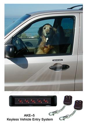 Essex Ake 5 Keypad Door Lock For Cars Essex Ake 5 Keypad