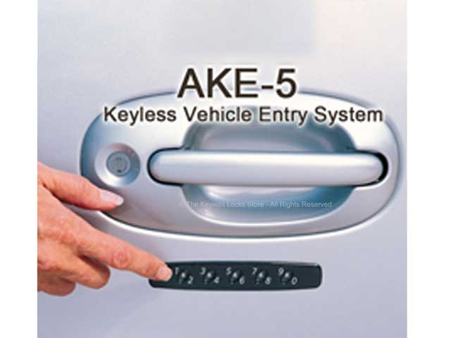 Essex Vehicle Keypad Locks