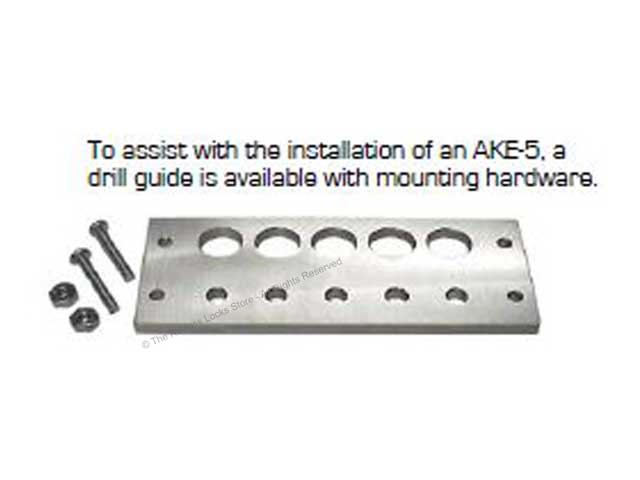 Essex AKE5 Keypad Lock for Cars - Click Image to Close