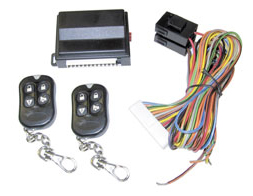 RE-1704 Remote Keyless Entry Kit for Cars