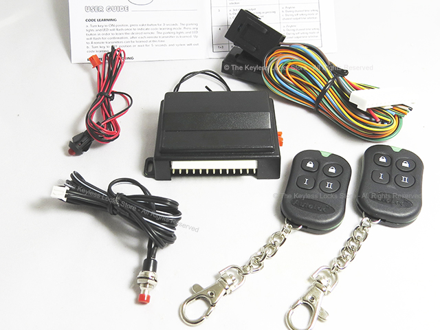 Essex RE-1704 Remote Key Fob Kit