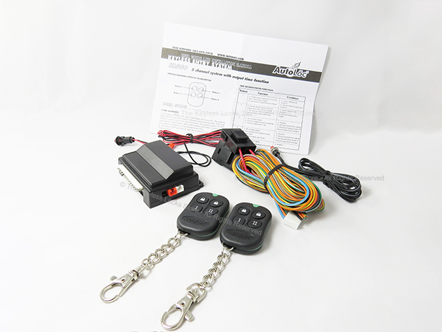 Essex RE1704 Key Fob Kit
