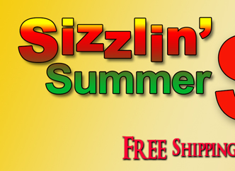 click for details about our Sizzlin' Summer Sale