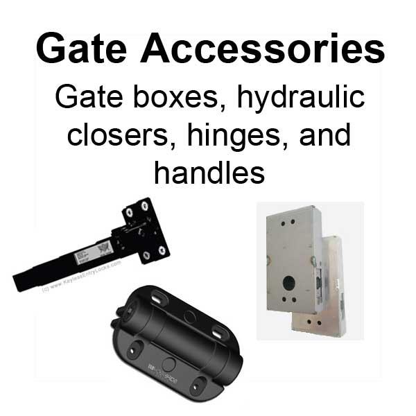 Exterior Gate Combination Locks Yardlock Keyless Wood Gate